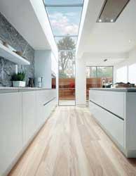 Handleless Kitchen Design