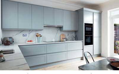 Timeless Bespoke Kitchens Swansea Blend of Classic & Contemporary Design