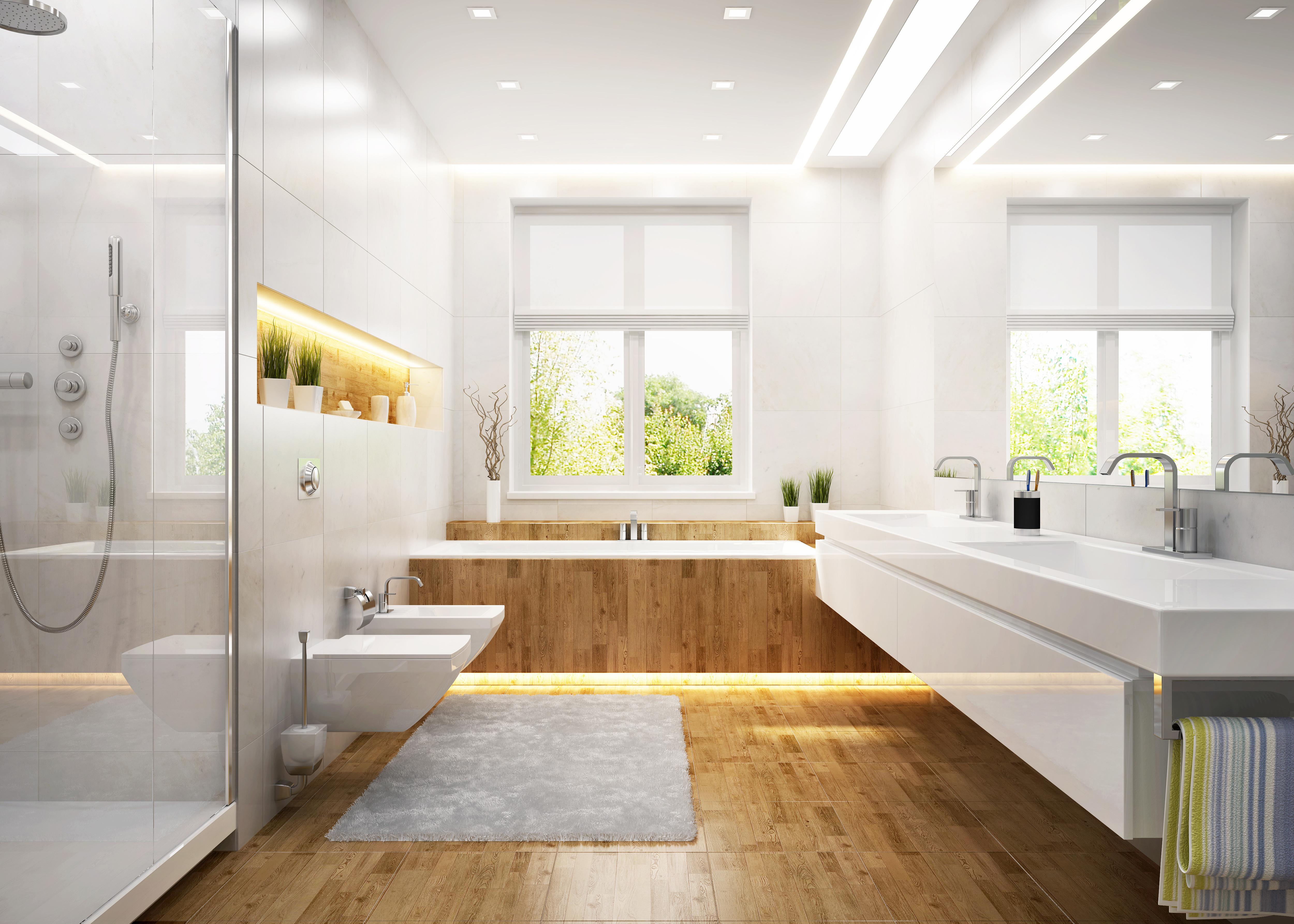 Selecting Bespoke Bathroom Cabinets Like Buying a Bespoke Kitchen