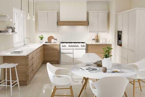 Classic Kitchens Swansea - Traditional Handmade Designer Kitchens