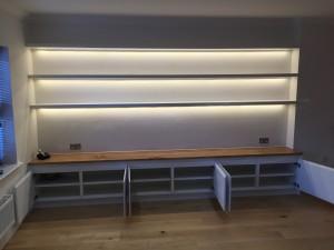 Bespoke Living Room Furniture